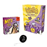 Lot de 2 Jeux Gigamic : Mito + Défifoo + 1 Yoyo Blumie