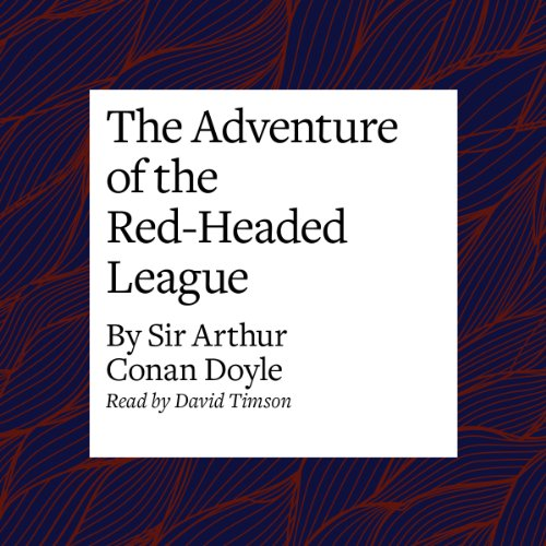 The Adventure of the Red-Headed League  Audiolibri