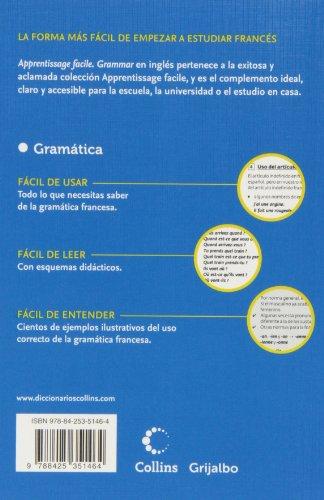 Grammaire (Apprentissage facile): El método fácil para dominar la gramática francesa (Español – Francés) libros de lectura pdf gratis