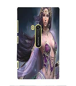 PRINTSWAG ANGEL GIRL Designer Back Cover Case for NOKIA LUMIA 920