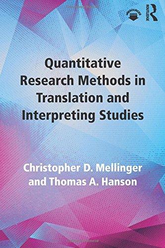 Quantitative Research Methods in Translation and Interpreting Studies Cover Image