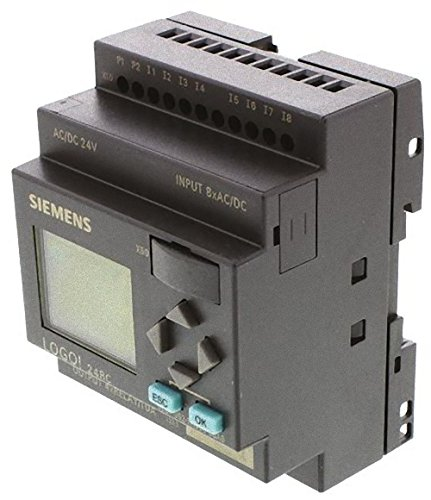 Siemens stlogo – Module Logico 24 contacts Display e/s 24 V/24 V/24 V