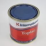 Toplac : Die N° 1 der Bootslacke, höchst beständig, Farbtonstabilität.... - 0.75 L, Oxford Blue