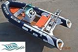 Luxus RIB Festrumpfschlauchboot verschiedene Ausführungen (Typ 480)