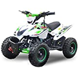 "Mini Quad Jumpy 49cc 6"" ATV Quad Kinderfahrzeug Kinderquad Bike Pocket …"