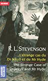 Bilingue L'étrange cas du docteur J par Stevenson