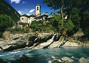 Schmidt Spiele  - Lavertezzo, Suiza, 1000 Rompecabezas Pieza