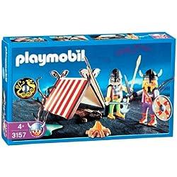 Playmobil (3157) - Campamento Vikingo