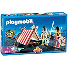 Playmobil Campamento Vikingo