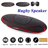 iBall 4.5d Quadro COMPATIBLE MINI Bluetooth Multimedia Speaker System with FM / Pen Drive / SD Card - Rugby Mini X6