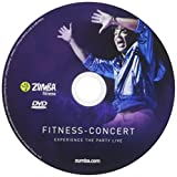 Zumba Fitness Concert Workout DVD from the Exhilarate DVDs set