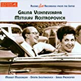 Russian Live Recordings From The Sixties - Mélodies