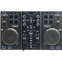 Hercules 4780722 - Controlador de DJ, color negro