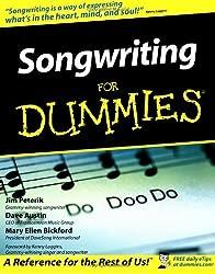 Songwriting For Dummies? by Jim Peterik (2002-09-05)