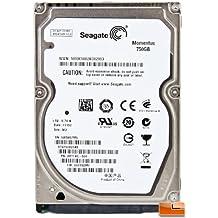 750GB Seagate Momentus portátil de 2,5 pulgadas disco duro SATA (7200 RPM, memoria caché de la 16MB) de ST9750420AS