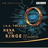 Herr der Ringe. Die Gefährten. Lesung. 17 CDs
