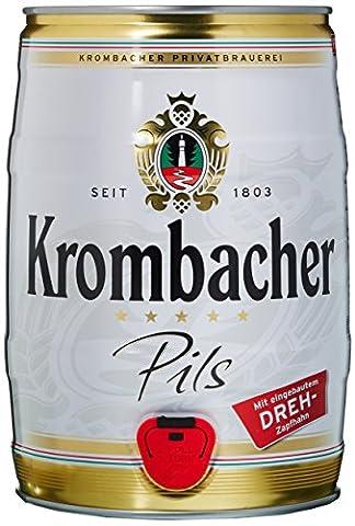 Krombacher Pils (1 x 5 l)