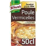 Knorr Soupe Secrets de Grand-Mère Poule aux Vermicelles 50 cl