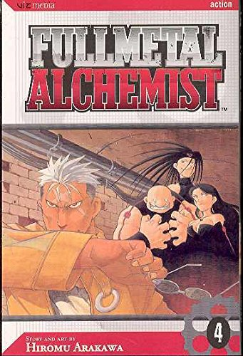 Fullmetal Alchemist, Vol. 4 Cover Image