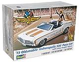 Oldsmobile Indianapolis 500 Pace Car 1972 Cabrio mit Figur 85-4197 Bausatz Kit 1/25 1/24 Revell Monogram Modell Auto