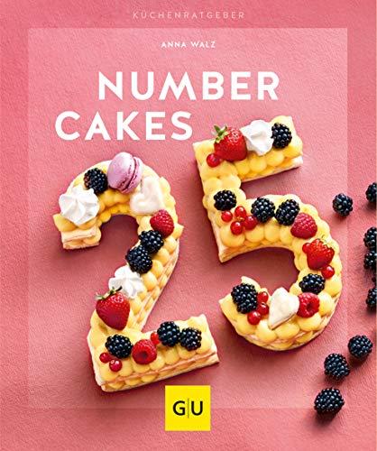 Number Cakes (GU KüchenRatgeber) Aluminium-torte