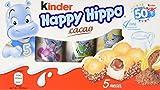 Kinder Happy Hippo Cacao, 5 Stück, 103,5 g