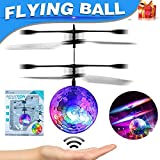 Flying Ball Toys RC Infrarouge Induction Hélicoptère Télécommande Spinner...