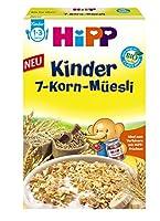 Hipp Kinder 7-Korn-Müesli, 200g, MHD-Aktion 31.05.2017