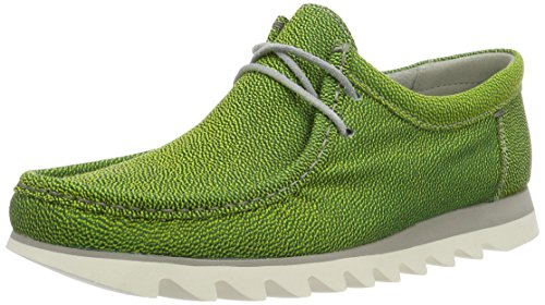 Sioux Grash.-h161-02, Mocassins (loafers) homme Grün (Grass-yellow)