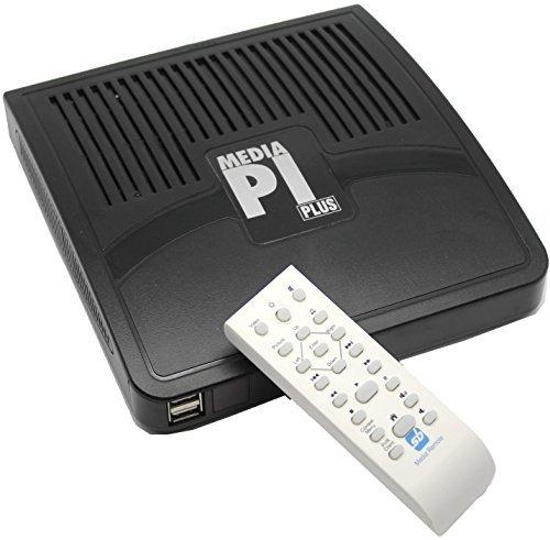 SB Components Limited Edition Raspberry Pi 2Modell B XBMC MEDIAPI + Hülle mit integrierter IR, USB Hub und Media Fernbedienung Universal Memory Card Case