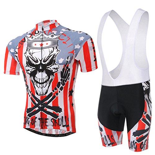 Skysper - [un Set]Moda Maglia Ciclismo Jerseys