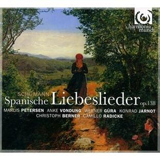 Chants d'amour espagnols op.138 minnespiel op.101. chants espagnols op.74