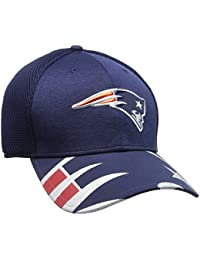 New Era NFL17 39Thirty ONSTG Curve Cap ~ New England Patriots