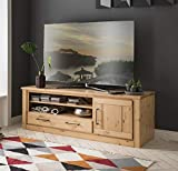 Main Möbel TV- Board 154x52cm 'Kalmar' Kiefer massiv
