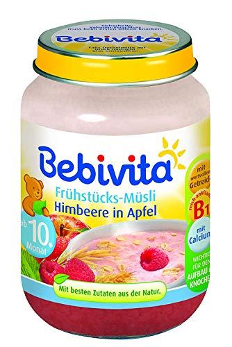 Bebivita Himbeere in Apfel, 160 g