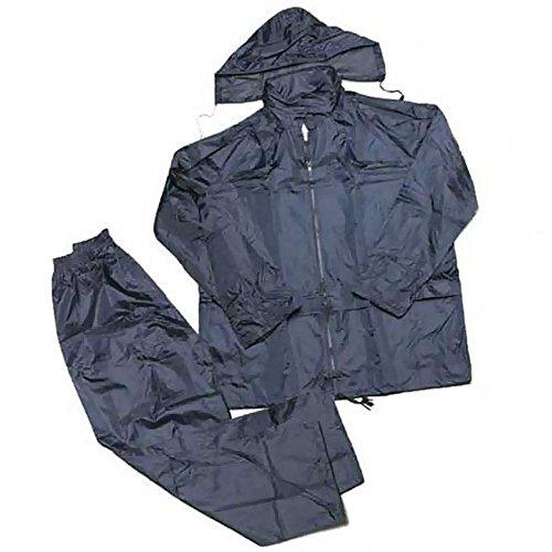 Takestop® - Traje de lluvia, impermeable y deportivo para moto,ciclomotor o bicicleta....