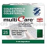 Multicare Colester 25str Chip