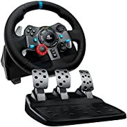 Logitech G29 Driving Force Race Wheel for PlayStation 3/4 and PC