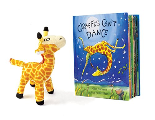 Giraffes Can't Dance: Book and Plush Toy [With Giraffe Plush] por Giles Andreae