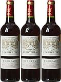 CHATEAU DE COURTEILLAC France Bordeaux Vin AOP 2015 75 cl ...