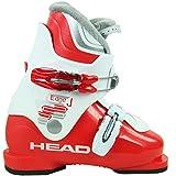 HEAD - chaussures de ski - head edge j2 whi/red jr 13 - 19.5