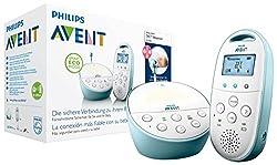 Philips Avent SCD560/00 DECT Babyphone (Smart Eco Mode, Temperatursensor )