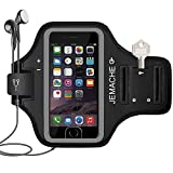 iPhone 7 Plus Armband, JEMACHE Fingerabdruck Touch