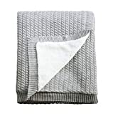 Nwn Single Thick Decke Nordic Winter Stricken Sofa Decke Bett Tail Decke Handtuch