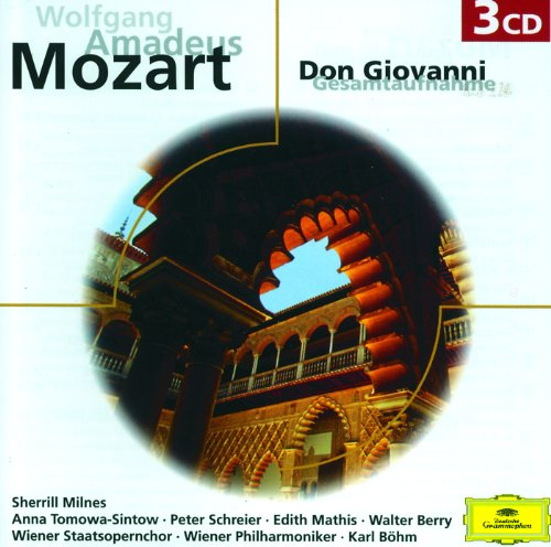 Mozart: Don Giovanni (Eloquence Set) (Music Sherrill John)