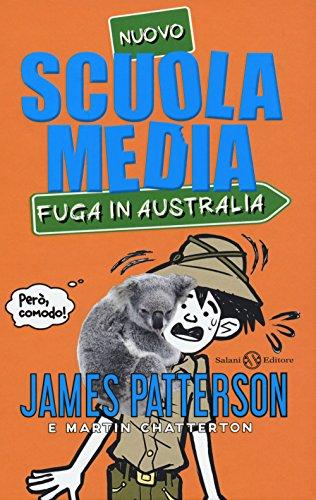 Scuola media. fuga in australia