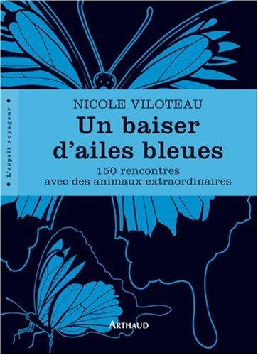Un baiser d'ailes bleues