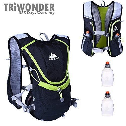 triwonder profesional al aire libre mochilas Trail Marathoner Running