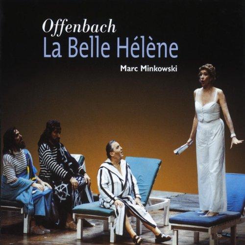 La Belle Hélène, Acte I: Ainsi Êtes-Vous Gentilhomme (Ménélas/Hélène/Pâris/Calchas/Tous)