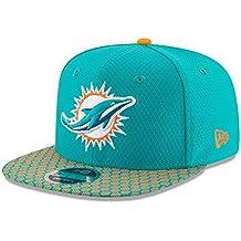 Gorra New Era – 9Fifty NFL Onf Miami Dolphins verde/naranja talla: S/M